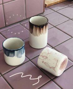 #ceramics #tableware #dinnerware #pottery #porcelain #handmade #craft #art #clay #homeware #handmadeceramics #homedecor Dinnerware, Mindset, Porcelain, Clay, Pottery, Ceramics, Photo And Video, Mugs, Tableware