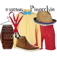 """Pinocchio"" by lalakay on Polyvore disney"