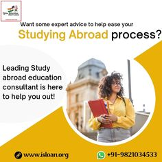 Fulfil your dream of studying abroad with the guidance of Paras Education Services. Visit our website and get yourself Registered. Call us today on – +91-9821034533 / +91-9323249048 website – www.isloan.org Email – info@isloan.org Study Abroad, Dreaming Of You, Education, Onderwijs, Learning