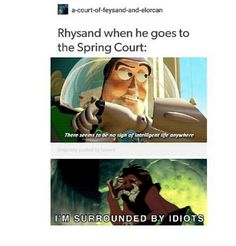Feysand Rowaelin memes - - It says it in the title I do not own Throne of Glass or A Court of Thorns and Roses, our lovely, yet terrifying Sarah J. A Court Of Wings And Ruin, A Court Of Mist And Fury, Acotar Funny, Im Surrounded By Idiots, Reading Meme, Feyre And Rhysand, Sara J Maas, Sarah J Maas Books, Crescent City