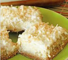 Hawaiian Cheesecake Bars
