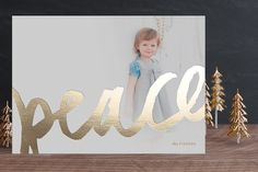 The most beautiful holiday photo cards just got easier to choose with a free with a holiday sample kit