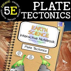 PLATE TECTONICSIntroducing the first chapter in the Earth Science Interactive Notebook Series: Plate Tectonics. Each chapter in the series will showcase many activities for the students (both middle and high school) to process the information given by teachers.