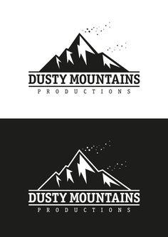 Logo Design for Dusty Mountains Film Productions Web Design, Logo Design, Graphic Design, Atari Logo, Mountains, Film, Logos, Movie, Design Web