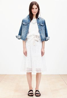 Madewell Spring 2015 Collection