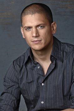 Prison Break's Wentworth Miller Comes Out As Gay Michael Scofield, Short Hair Cuts, Short Hair Styles, Men Haircut Short, Wentworth Miller Prison Break, Leonard Snart, Sarah Wayne Callies, Dominic Purcell, Gay