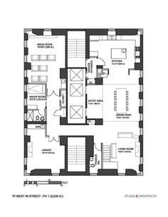 Cassa NY Offers Three-Penthouse Combo For $50 Million - Blockbusters - Curbed NY
