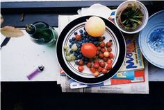 Summer still life, 1995 | Wolfgang Tillmans
