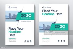 City Background Business Book Cover Design Template in Can be. Magazine Design, Graphic Design Magazine, E Magazine, Book Cover Design Template, Ebook Cover Design, Book Design, Design Design, One Pager Design, City Background