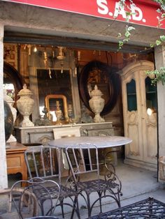 """""""A Few of my Favorite Things: the daily search for fabulous antiques and vintage home decor for my wonderful clients!"""" Carolyn Williams"""