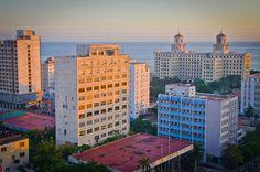 Building Concept, Havana Cuba, New York Skyline, Times Square, Architecture, Travel, Arquitetura, Viajes, Destinations
