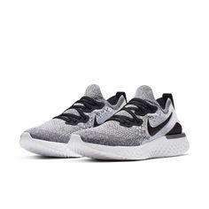 watch 6359f 2005d Nike Epic React Flyknit 2 Women s Running Shoe - White Running Shoes For  Men, Nike