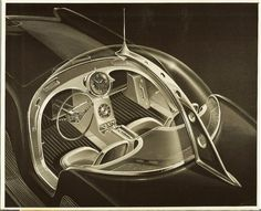 Astra-Gnome: Time and Space Car Concept, 1956 – The Future is Now.