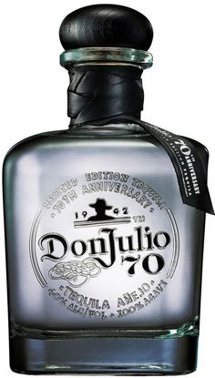 Don Julio Añejo Claro tequila