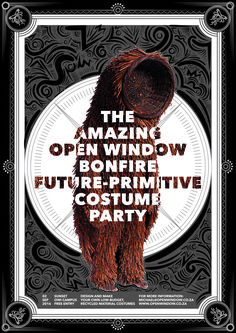 2016 OWI Costume Party Recycled Costumes, Open Window, Party, Design, Parties