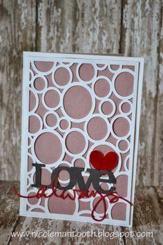 LOVE ALWAYS CARD