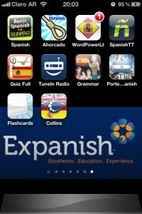 top 10 iPhone apps for learning Spanish
