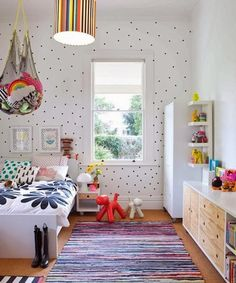 home inspiration: 18 SUPER-DUPER CUTE KIDS ROOMS - bellaMUMMA