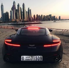 Aston Martin one-77 in Dubai
