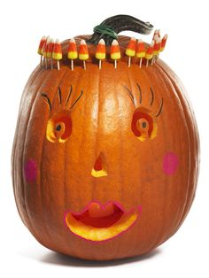 Food Network Stars' Pumpkin-Carving Contest from FoodNetwork.com