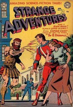 Dc - Superman - Amazing Science Fiction Tales - Gun - The 12 Eternals