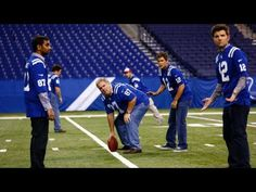Colts' Jim Irsay, Andrew Luck, Reggie Wayne guest star on 'Parks and Recreation' (VIDEO)