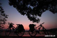 寂靜的單車世界: 單車環中國第105日 西湖半日遊