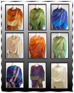 Diese modischen#Schals peppen jedes #Kleidungsstück auf und verändern dessen Ausstrahlung undsind mit schlichten, weniger auffallenden Oberteilen gut zu kombinieren.