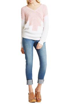 BCBGeneration Intarsia Sweater