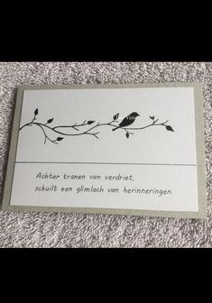Bereavement, Stamps, Cards, Paper, Card Crafts, Birthday