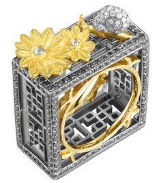 Dickson Yewn ring