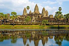 http://bestthaitour.ru/  Тур в Камбожду - отличный шанс для тех, кто любит Азию и желает увидеть необычные буддийские памятники и ветхие хижины, побывать в непроходимых тропических лесах или в саванне с редкой растительностью. #камбоджа #экскурсиитаиланд #кудапоехатьтаиланд #паттайя #pattaya #thailand