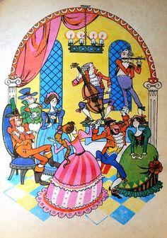 Livia Rusz - Basme - Wilhelm Hauff Princess Peach, Princess Zelda, Illustration, Fictional Characters, Google, Art, Art Background, Kunst, Illustrations