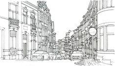 Liège, rue Publémont | por gerard michel