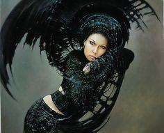 Sweet Angel by Karol BAK