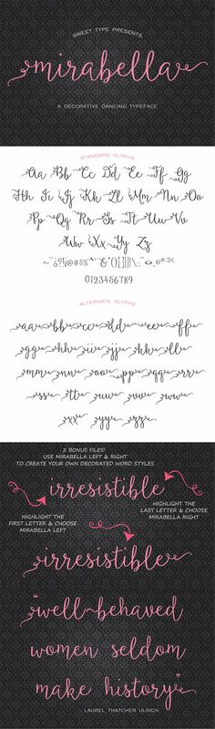The Freakishly Huge Bundle of 40 Fonts and Bonus Vectors (Plus Web Fonts & Extended Licensing) - Only $39 | MyDesignDeals