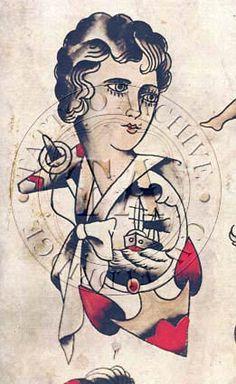 percy waters tattoo - Pesquisa Google