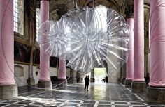 Klaus Pinter's Floating Installations Explore the Potential of Space | Hi-Fructose Magazine