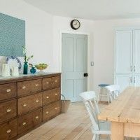 Characterful dining room
