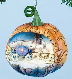 Disney Jim Shore Cinderella ornament