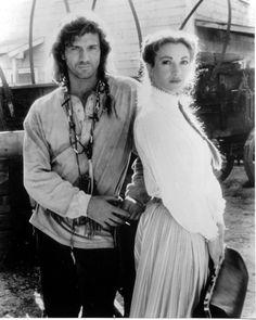 Joe Lando as Byron Sully on Dr. Quinn Medicine Woman - 1993-1998