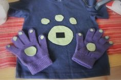 I will be mom of the year if I make these for the kids :D Cress Life: wild kratts {creature power suits}