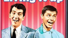 Living it Up (1954) starring Dean Martin, Jerry Lewis, Janet Leigh Janet Leigh, Jerry Lewis, Dean Martin, Friends Family, Stars, Classic, Movies, Derby, Films