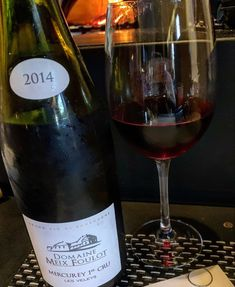 Burgundy is a versatile pairing partner. This 2014 Domaine Meix Foulot, Mercurey Cru was great with the cuisine at New Orelans Cochon Restaurant Burgundy Wine, Restaurant, Drinks, Bottle, Kitchens, Drinking, Flask, Restaurants, Drink