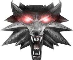 the witcher medallion art - Google Search