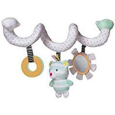 Baby Children Kids Playgro Rattle Flutter Soft Stuffed PlayMat Stroller Crib Toy