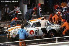 Pictures - 1973 Spa 24h