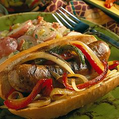 Italian Sausage and Pepper Subs