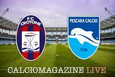 Crotone-Pescara LIVE sabato 10 dicembre dalle ore 18 le probabili formazioni
