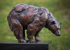 Bart Walter artist - wildlife bronze sculpture and charcoal drawings in Jackson Hole, Wyoming